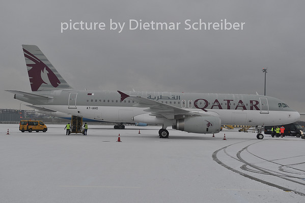 2011-12-21 A7-AHO Airbus A320 Qatar Airways