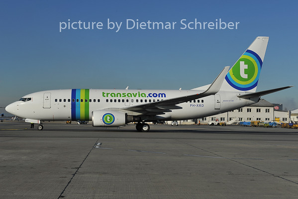 2011-12-20 PH-XRD Boeing 737-700 Transavia