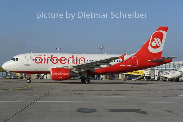 2012-12-20 OE-LOD Airbus A319 Air Berlin / Flyniki