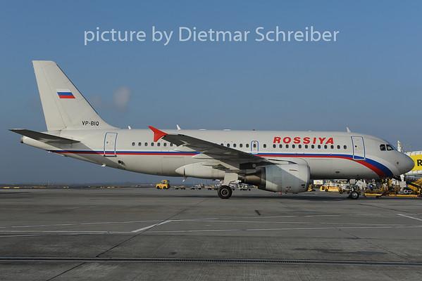 2012-12-20 VP-BIQ Airbus A319 Rossija