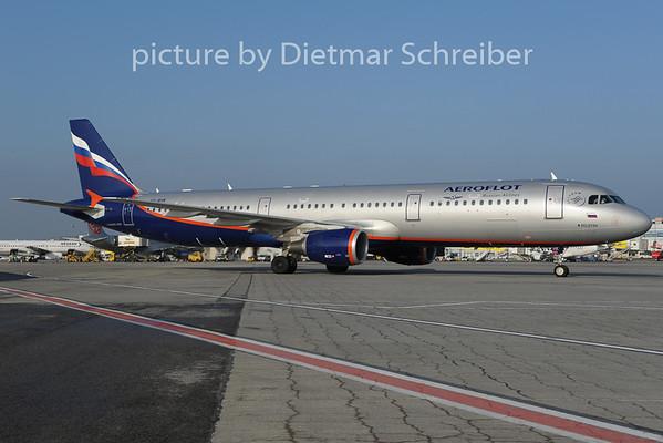 2012-12-20 VQ-BHK Airbus A321 Aeroflot