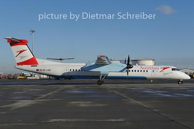 2012-12-07 OE-LGN Dash 8-400 Austrian Airlines
