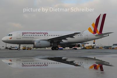 2012-12-20 D-AGWT Airbus A319 Germanwings