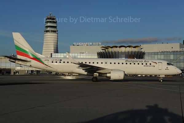 2013-12-02 LZ-PLO Embraer 190 Bulgaria Air
