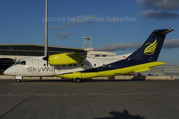 2013-12-02 HB-AEO Do328 Skywork