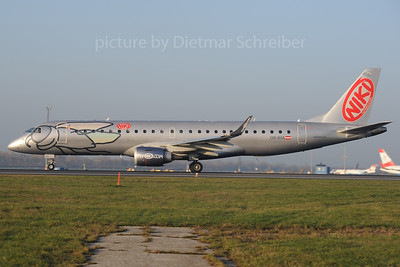 2013-11-14 OE-IHA Embraer 190 Flyniki