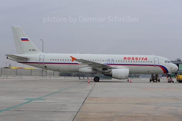 2013-12-11 VQ-BDQ Airbus A320 Rossija
