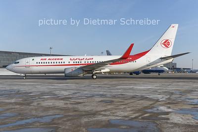 2014-12-31 7T-VJM Boeing 737-800 Air ALgerie