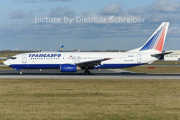 2014-12-26 EI-RUJ Boeing 737-800 TRansaero