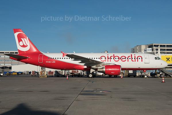 2015-12-26 OE-LEN Airbus A320 Fly Niki