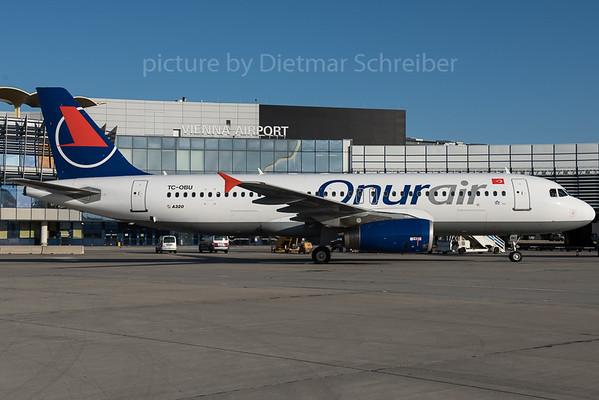 2015-12-30 TC-OBU AIrbus A320 Onur Air