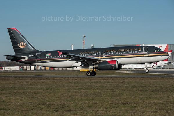 2015-12-30 JY-AYU Airbus A320 Royal Jordanian