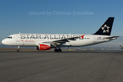 2016-12-09 OE-LBZ Airbus A320 Austrian AIrlines