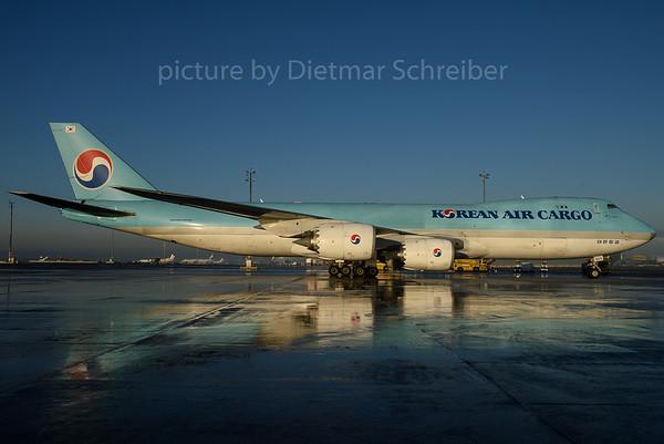 2016-12-09 HL7609 Boeing 747-8 Korean Air