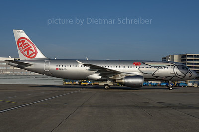 2016-12-16 OE-LEG Airbus A320 Flyniki