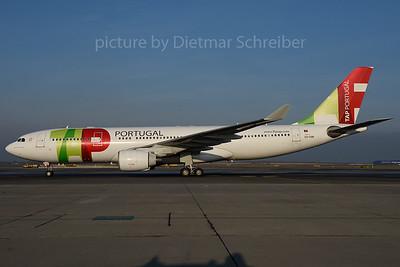 2016-12-16 CS-TOF AIrbus A330-200 TAP