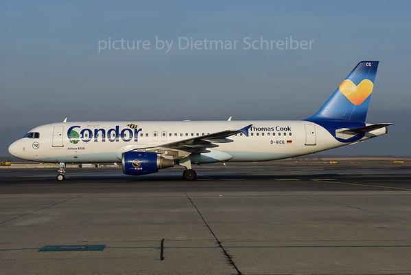 2016-12-16 D-AICG Airbus A320 Condor