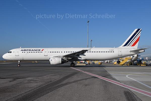 2017-12-25 F-GTAY AIrbus A321 Air France