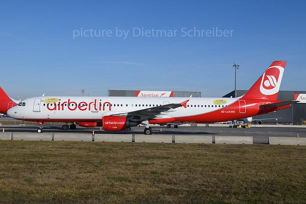 2017-12-25 OE-LCK Airbus A321 Flyniki