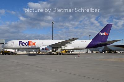 2018-12-28 N917FD Boeing 757-200 Fedex