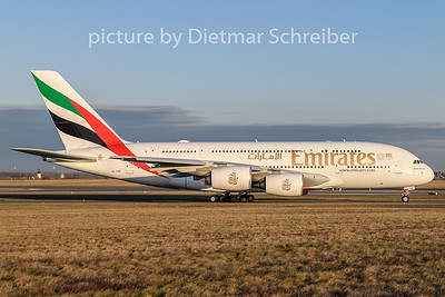 2018-12-28 A6-EUK Airbus A380 Emirates