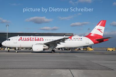 2018-12-26 OE-LBX Airbus A320 Austrian Airlines
