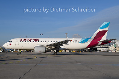 2019-12-30 D-ABZL Airbus A320 Eurowings