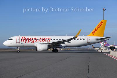 2019-12-30 TC-NBC Airbus A320neo Pegasus