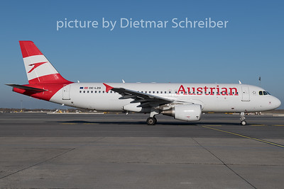 2019-12-20 OE-LZD Airbus A320 AUstrian AIrlines
