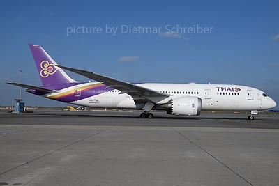 2019-11-01 HS-TQE Boeing 787-8 Thai