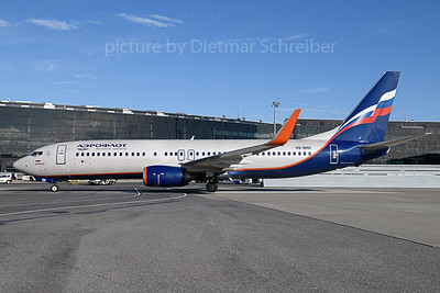 2019-11-14 VQ-BHU Boeing 737-800 Aeroflot