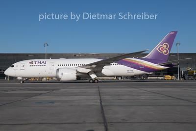 2019-12-20 HS-TQE Boeing 787-8 Thai