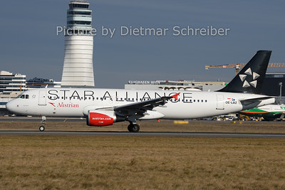 2019-12-30 OE-LBZ AIrbus A320 Austrian Airlines