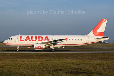 2019-11-01 OE-LOO Airbus A320 Laudamotion