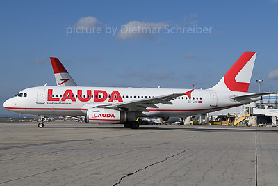 2019-11-01 OE-LMB Airbus A320 Laudamotion