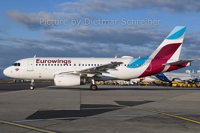 2019-12-26 D-AGWK Airbus A319 Eurowings