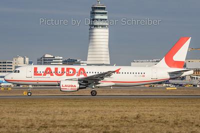 2019-12-30 OE-LOU AIrbus A320 Laudamotion