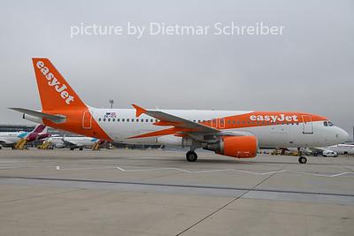 2019-11-08 OE-ICV Airbus A320 Easyjet Europe