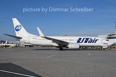 2019-12-04 VQ-BJH Boeing 737-800 UT Air