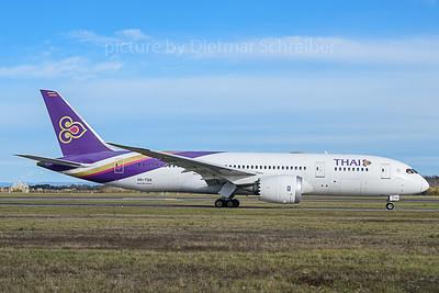 2019-11-04 HS-TQA Boeing 787-8  Thai
