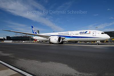 2019-11-04 JA880A Boeing 787-9 All Nippon