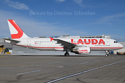 2019-11-14 oE-LOR Airbus A320 Laudamotion