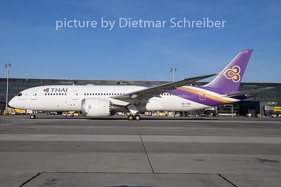 2019-12-04 HS-TQB Boeing 787-8 Thai