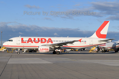 2019-12-26 OE-LOU Airbus A320 Laudamotion