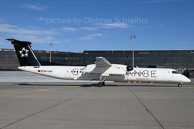 2019-11-14 OE-LGO Dash 8-400 Austrian Airlines