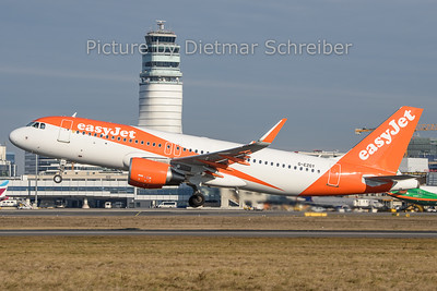 2019-12-30 G-EZGY AIrbus A320 Easyjet