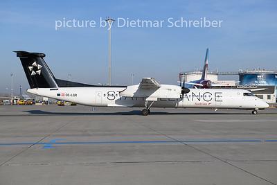 2019-12-04 OE-LGR Dash 8-400 Austrian AIrlines