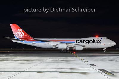 2019-12-07 LX-KCL Boeing 747-400 Cargolux