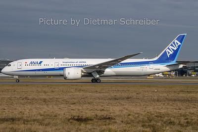 2019-12-30 JA836A Boeing 787-9 All Nippon