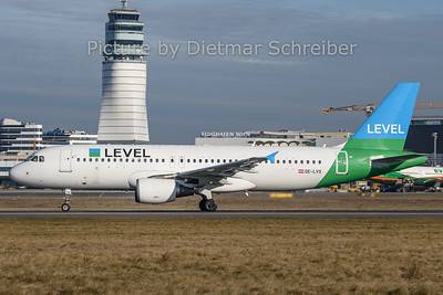 2019-12-30 OE-LVS Airbus A320 Level